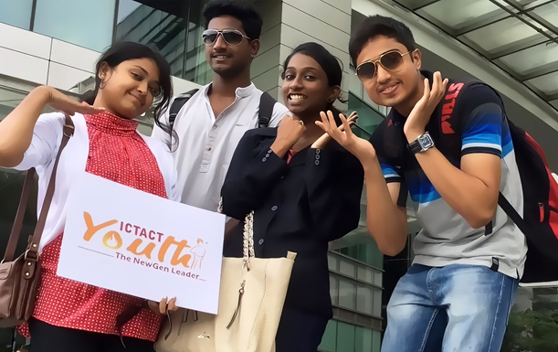 Youth Talk - Student Speech Competition, Tamil Nadu | ICT Academy